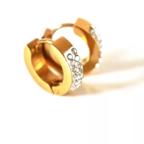 60c5dbfcd Accessories | Hoop Earrings Male Earrings Mens Earrings For Men ...